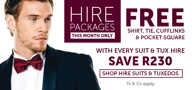 Home page Banner Hire Packages Aug 2018