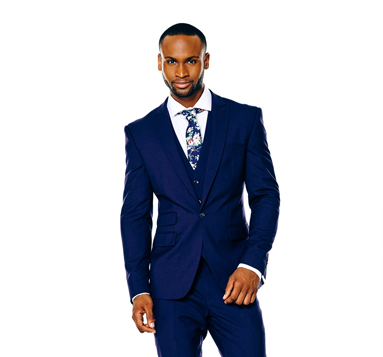 Suits to hire